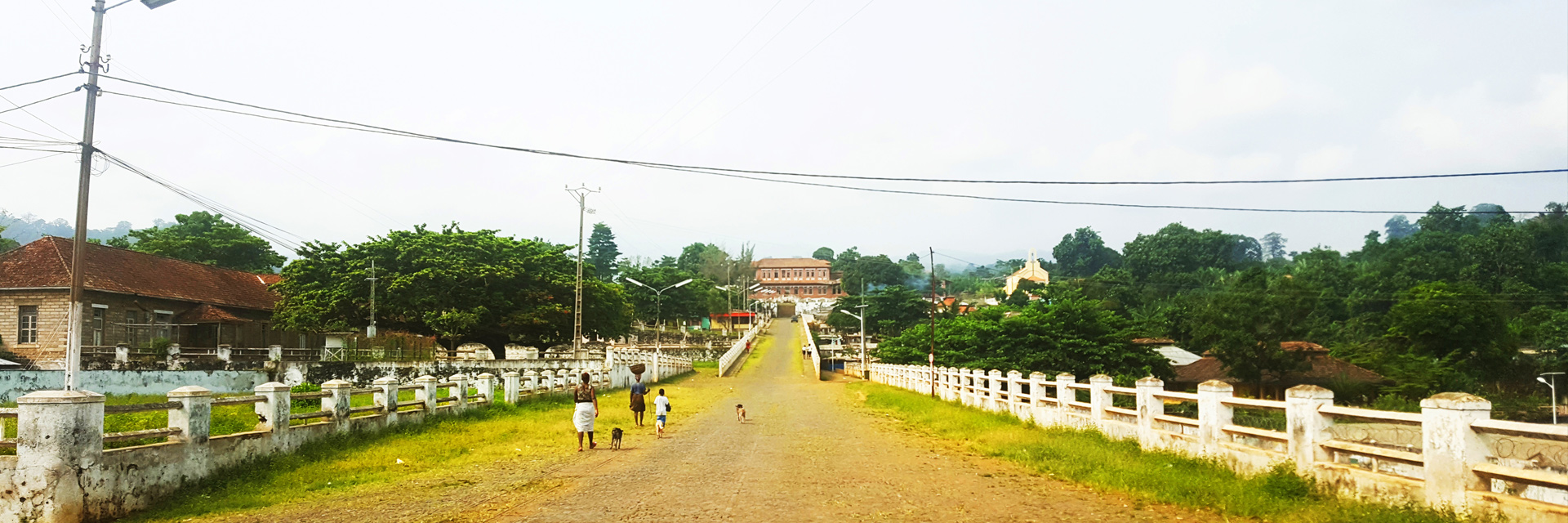Excursions center area